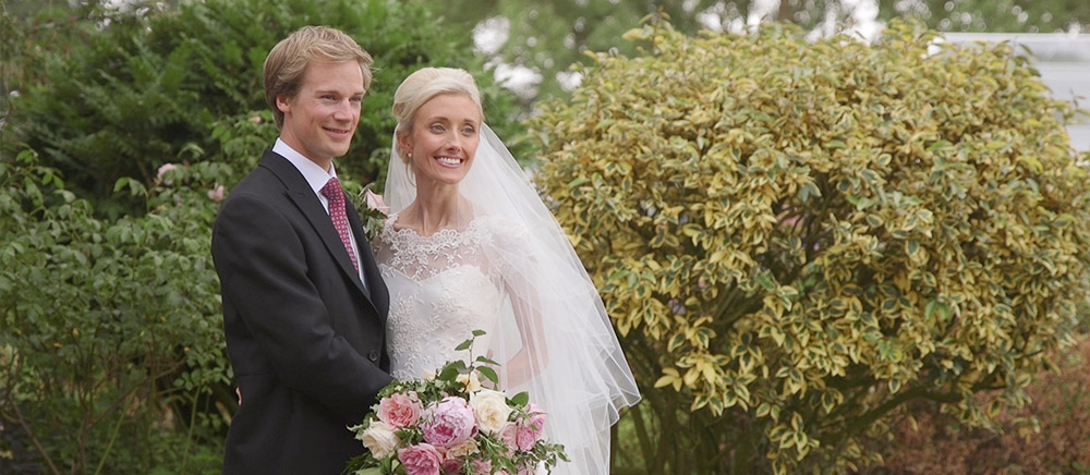 Staffordshire Farm Wedding